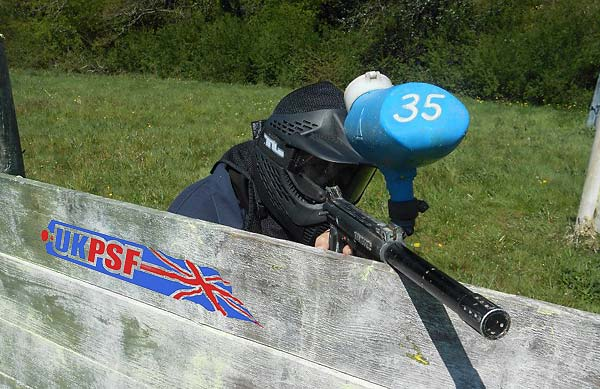 uk paintball federation member